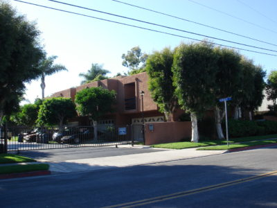 Pacific Terrace Townhomes