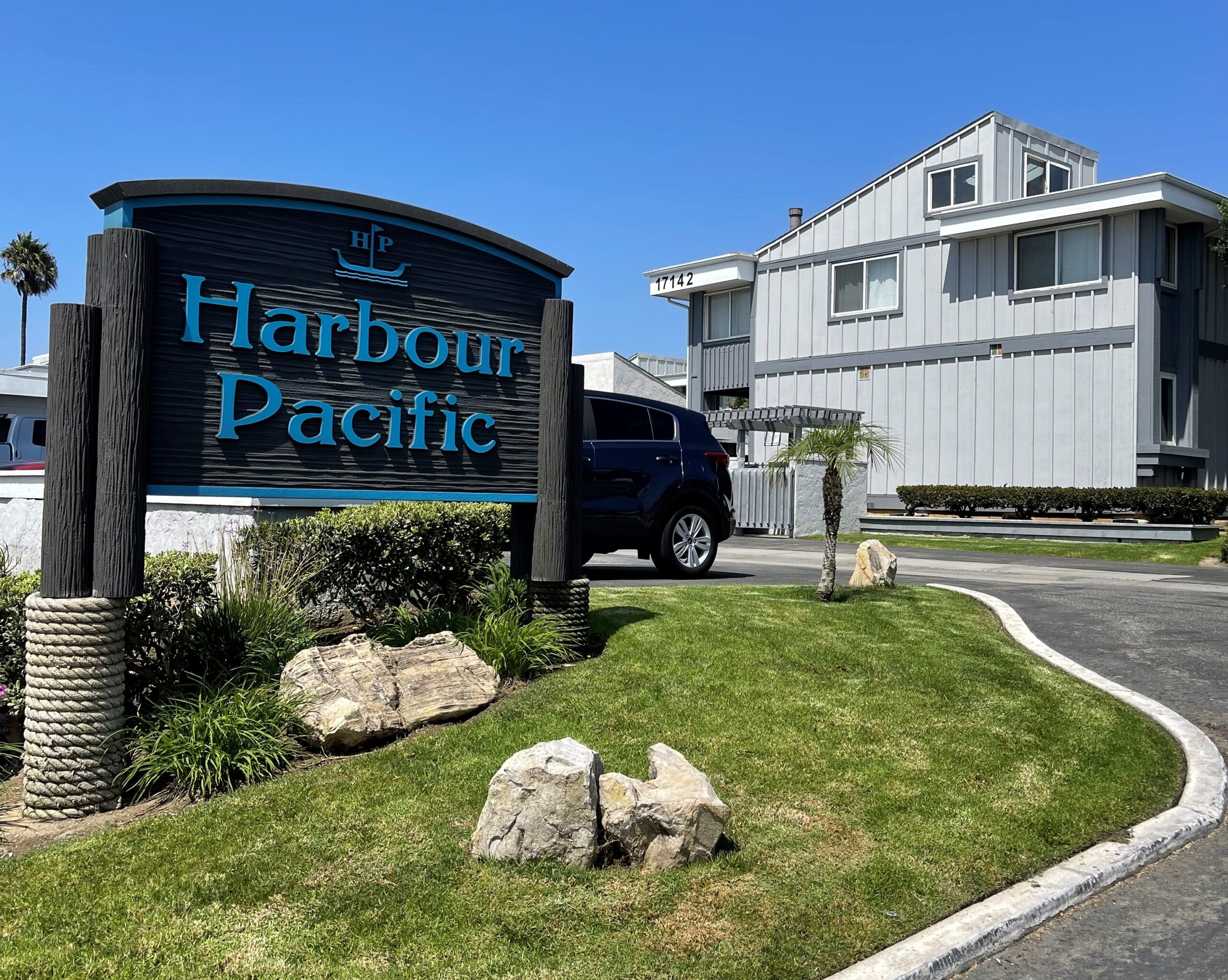 Harbour Pacific Condos Huntington Beach